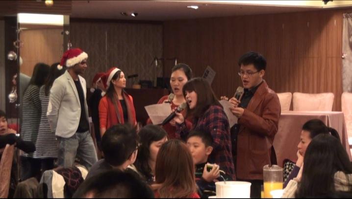 Christmas Celebration Feast 2013
