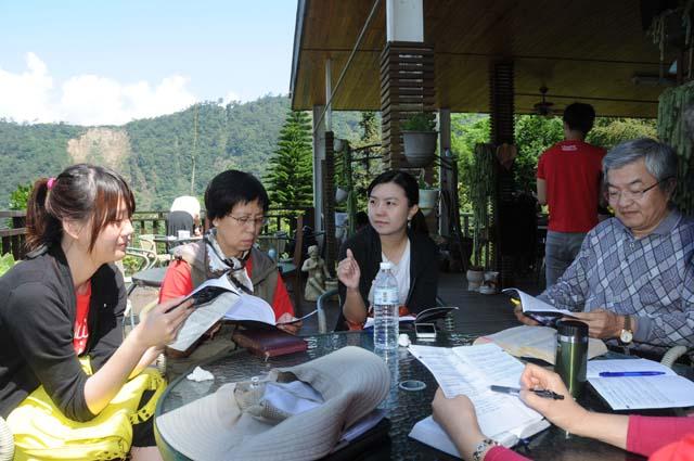 EM Retreat 2013 @ Nantou